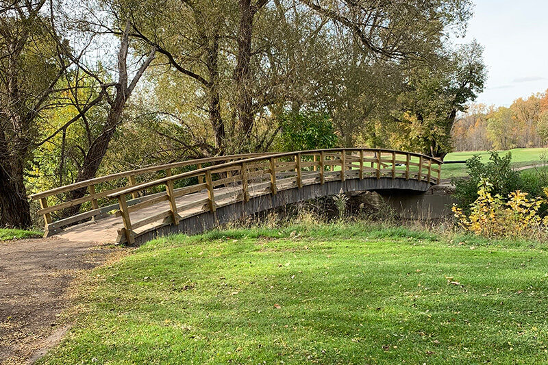 Rouge Park Golf Course Bridge