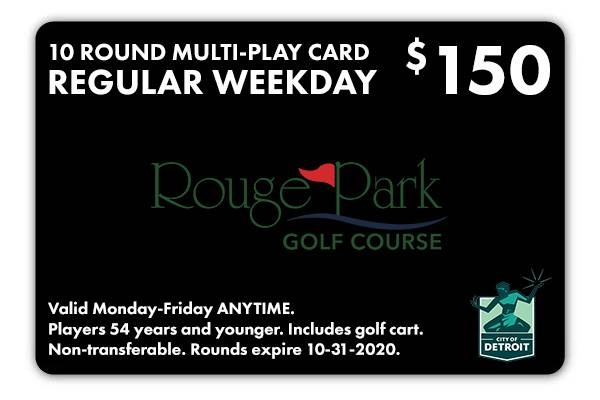 Rouge Park Multi-Play Cards
